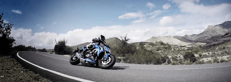2Suzuki Motorcycles - GSX-S1000