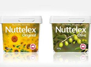 TSP refreshes Nuttelex