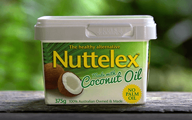 Nuttelex Coconut Oil - Sanford Advertising Company Work