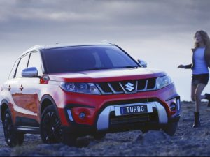 New turbo-charged TVC for Vitara