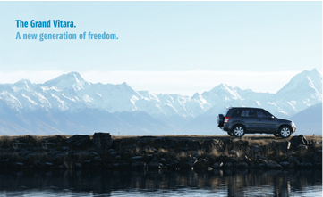 Suzuki Grand Vitara - Freedom