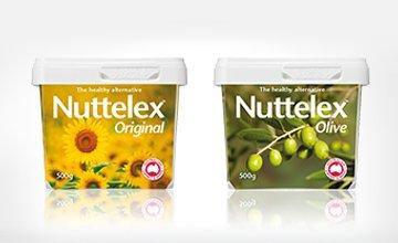 Sanford Creative Agency refreshes Nuttelex