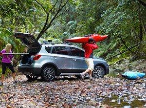 TSP launches Suzuki S-Cross