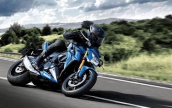Suzuki Motorcycles - GSX-S1000 -  Creative Advertising Agency in Melbourne