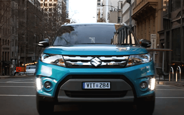 Sanford Creative Advertising Agency Work - Suzuki Vitara