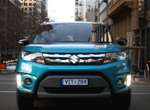 Launching the All-New Vitara