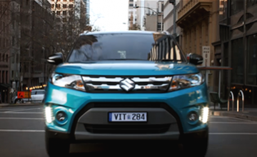 Sanford Creative Agency in Melbourne Launching THE ALL-NEW VITARA