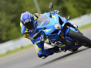 Global launch of GSX-R1000R